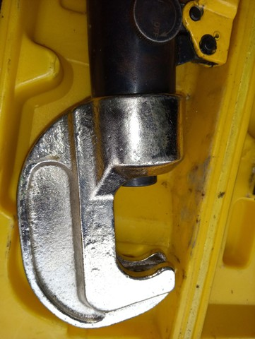 Prença terminal hidraulico - Foto 3
