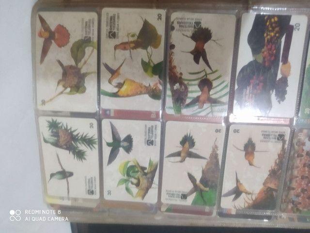 Coleção de cartão - Foto 5