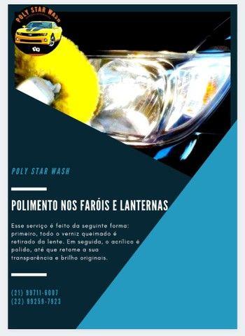 Estética Automotiva POLY Star Wash atendimento agendado - Foto 4
