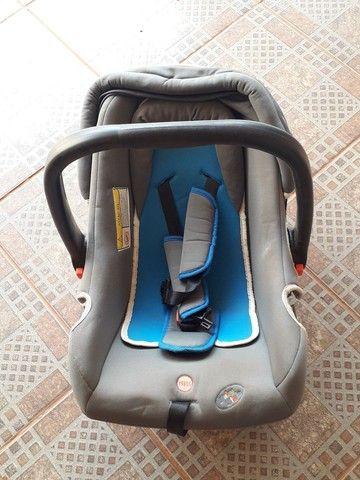 Berço cercadinho e Bebê conforto  - Foto 4