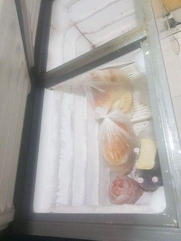 Frize grande gelando  - Foto 2