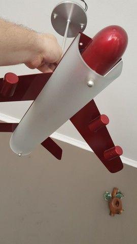 Lustre modelo avião  - Foto 5