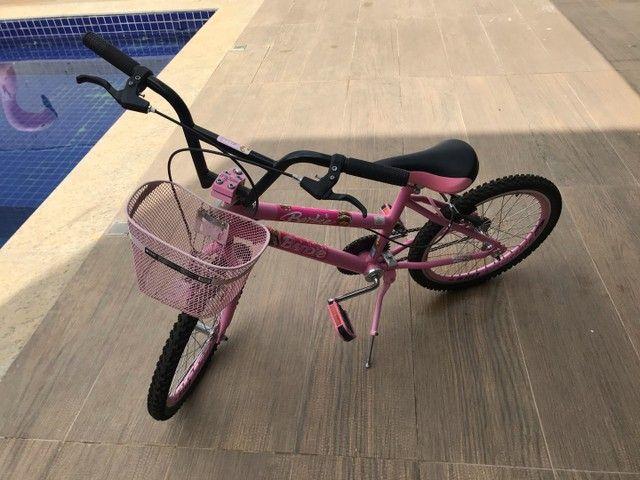 Vende-se bicicleta seminova aro 20  - Foto 3