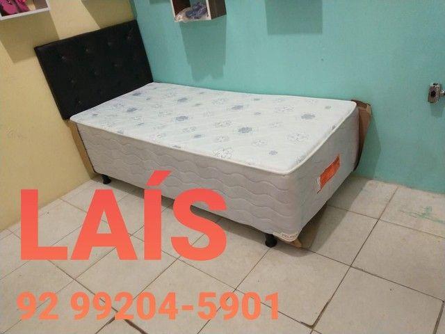 cama box de solteiro ########