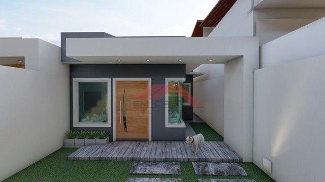 #th@(Cód. SP3001)Casa Nova são Pedro com 3 quartos - Foto 9