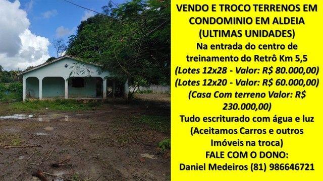 Vendo e troco terrenos em Condominio em aldeia (ultimas unidades)  - Foto 2