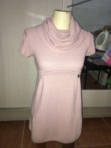 Vest Legguing de Lã - temos aqui na Brechó Boutique Márcia Elisa