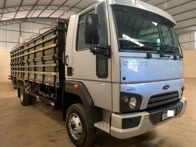 Ford Cargo Graneleiro  - Foto 2