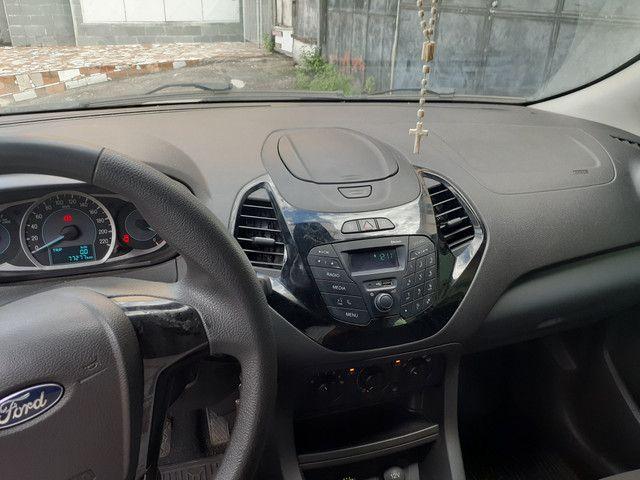 Ford Ka sedan 1.0 GNV - Foto 4