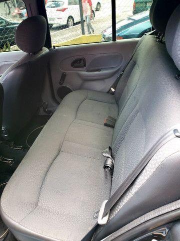 Clio hatch 1.0 4portas- 2007 - Flex - Revisado!! - Foto 8