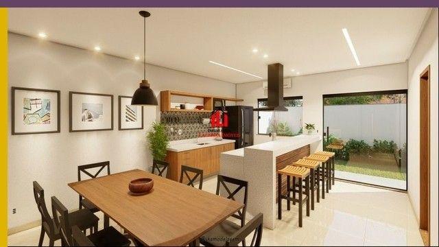 Condomínio residencial Passaredo Ponta Negra Casa térrea com 3 Su - Foto 3