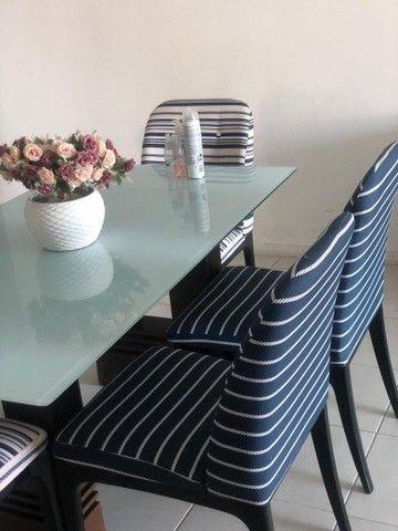 Mesa + 6 cadeiras  - Foto 2