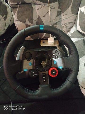 Simulador G29 Logitech Driving force  - Foto 2