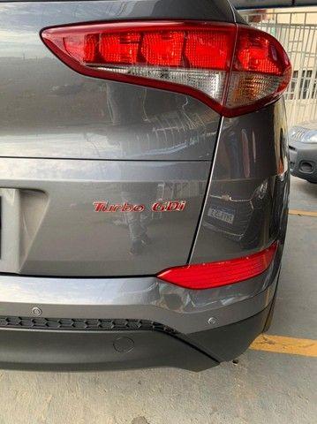 ? Hyundai Tucson GLS 1.6 Turbo Ano 19/20 - Foto 6