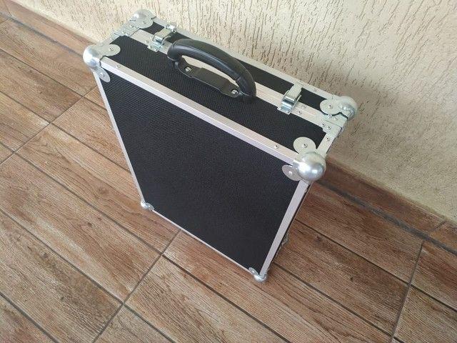 Fabrico case para audio,mesa de som,cdj,mixer,controladora,ddj,pipneer,dj - Foto 6
