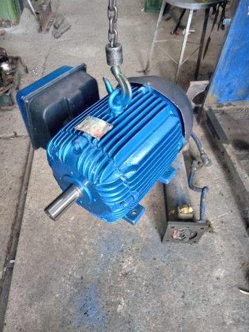 Motor elétrico monofásico - Foto 3