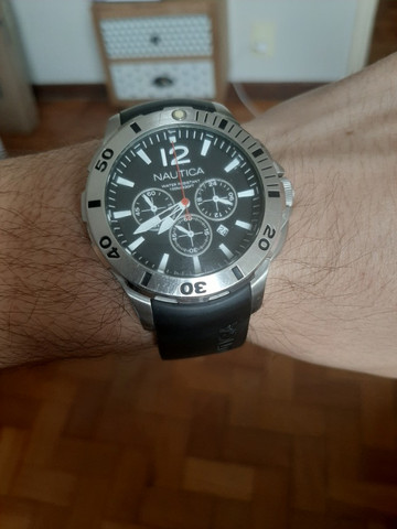Relógio Náutica - Foto 3