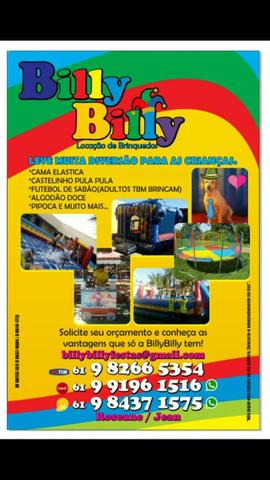 BillyBilly festas e eventos