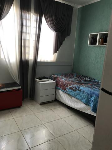 Linda casa de 3 qts, suíte, laje em Condomínio Fechado de Sobradinho/ Vila Verde - Foto 12