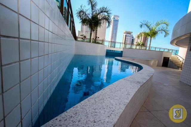 Apartamento para alugar com 2 dormitórios em Meireles, Fortaleza cod:48871 - Foto 3