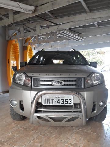 ecosport x ranger cabine dupla - 2011