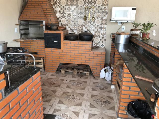 Linda casa de 3 qts, suíte, laje em Condomínio Fechado de Sobradinho/ Vila Verde - Foto 7