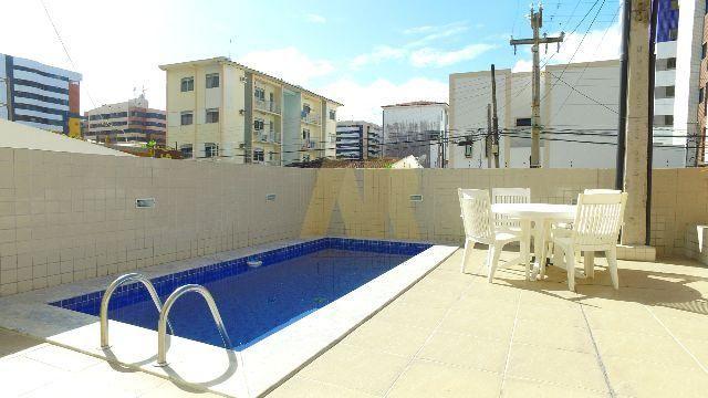 Apartamento quarto e sala na Ponta Verde