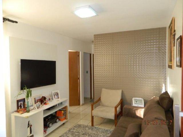 Apartamento 2 quartos em Samambaia com armários