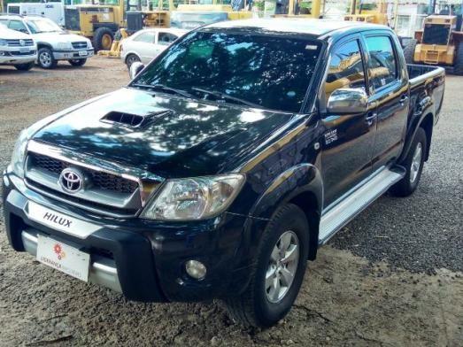 Toyota Hilux - Troco