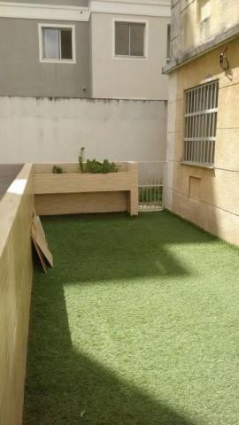 2 quartos com Jardim