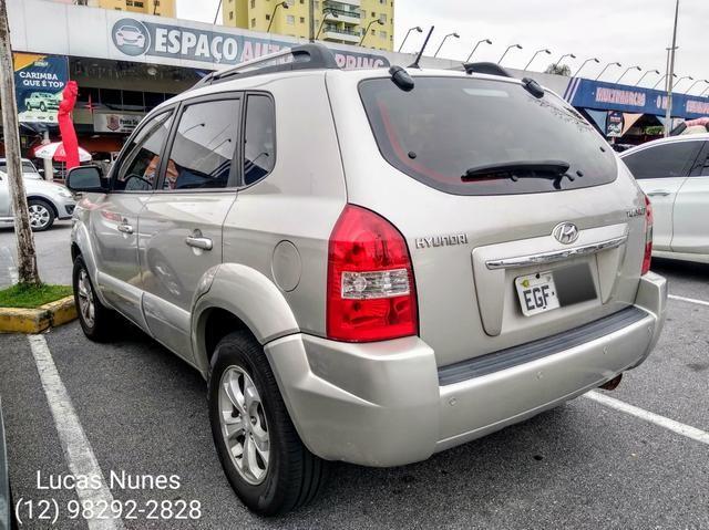 ® Hyundai Tucson 2.0 2008/2009 Automática Gasolina Baixa Quilômetragem - Foto 2