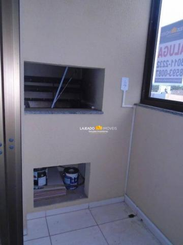 Apartamento com 1 dormitório para alugar, 50 m² por R$ 660/mês - Florestal - Lajeado/RS - Foto 4