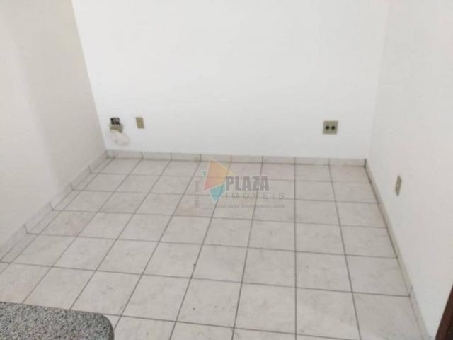 Apartamento com 1 dormitório para alugar, 40 m² por r$ 1.150/mês - boqueirão - praia grand - Foto 2