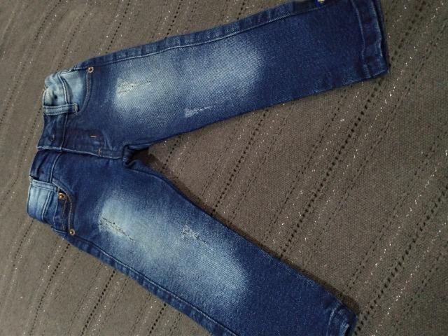 Calça jeans bebê menino - Foto 3
