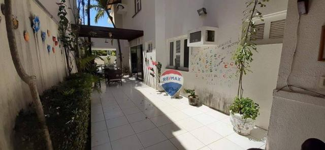 Casa com 5 dormitórios à venda, 259 m² por r$ 1.000.000 - de lourdes - fortaleza/ce - Foto 7
