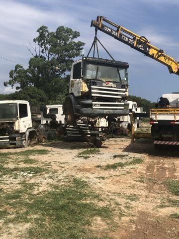Scania cabine - Foto 6