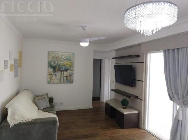 Apartamento à venda com 3 dormitórios em Royal park, São josé dos campos cod:AP0609 - Foto 8