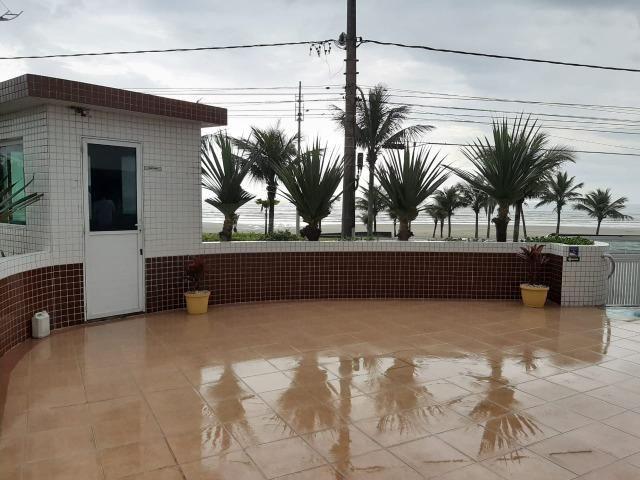Locação definitiva - Praia Grande - Caiçara - Frente ao Mar - 01 dormitório - Foto 5