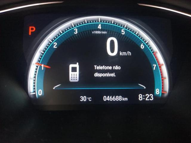 HONDA CIVIC 1.5 16V TURBO GASOLINA TOURING 4P CVT - Foto 3