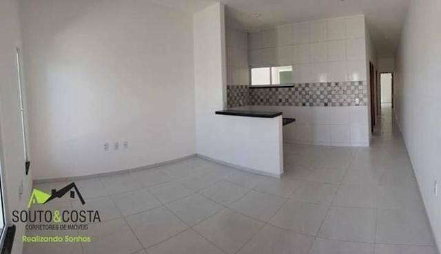 Casa com 3 Qts(suite) Documentação GRÁTIS !!! Tele * - Foto 2