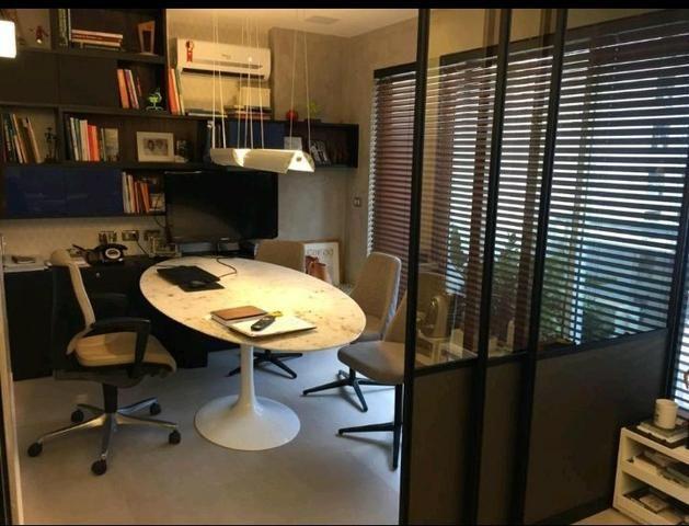 Linda sala mobiliada na aldeota - Foto 8