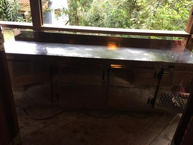 Geladeira balcão 3 portas - Foto 3