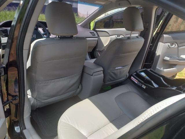 Honda Civic LXS 13/14 - Foto 2
