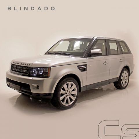 LAND ROVER RANGE ROVER SPORT 2012/2013 3.0 SE 4X4 V6 24V BITURBO DIESEL 4P AUTOMÁTICO