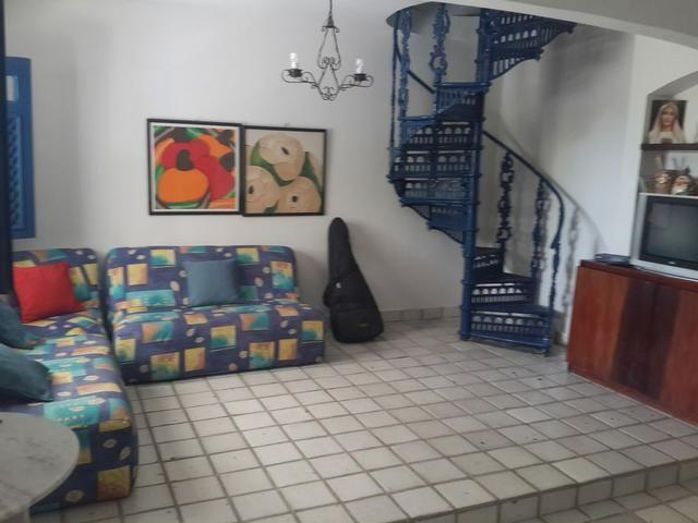 Pontas de Pedra Excelente casa beira-mar com 05 suites - Foto 4