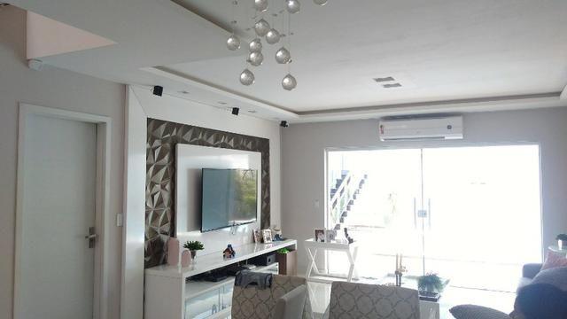 Vendo casa em cond.fechado Jd D'Italia Araçagi, Alto padrão, Energ solar, etc - Foto 8