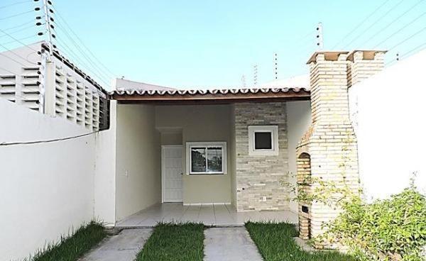 Vendo casa no Eusébio com 2 suítes, pronta para morar. 159.990 excelente localização - Foto 4
