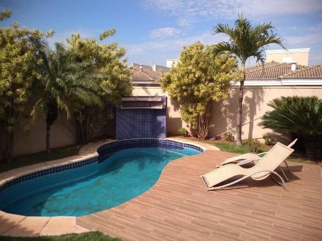 Ref. 522 - Alugo - Sobrado - 4 dormitórios - Damha I - 421 m² - Foto 19