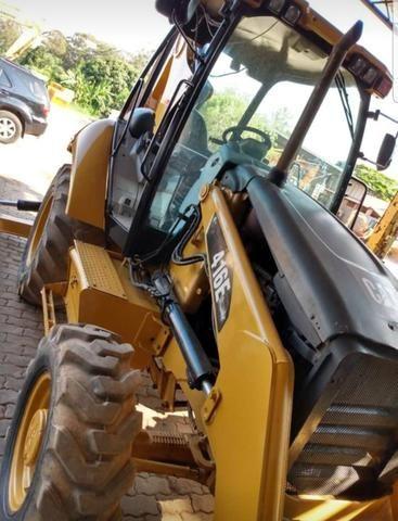 Escavadeira Cat 416e 4x4 - Foto 4