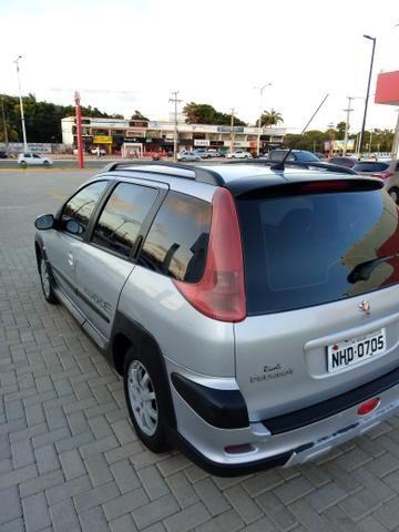 Peugeot escapade 2007 1.6 completo top!!!! carro extra